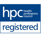 Registered Member of the Health Professions Council